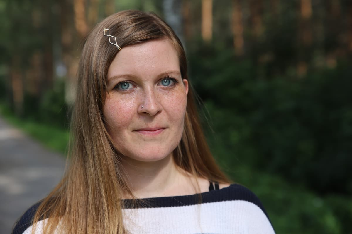 Katja Nokkanen.