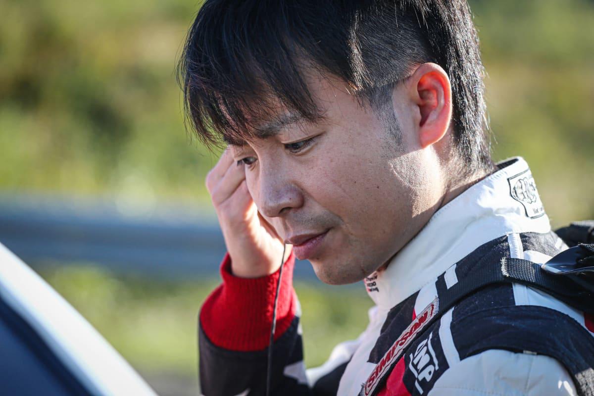 Takamoto Katsuta, Toyota.