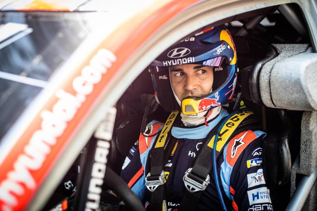 Dani Sordo, Hyundai