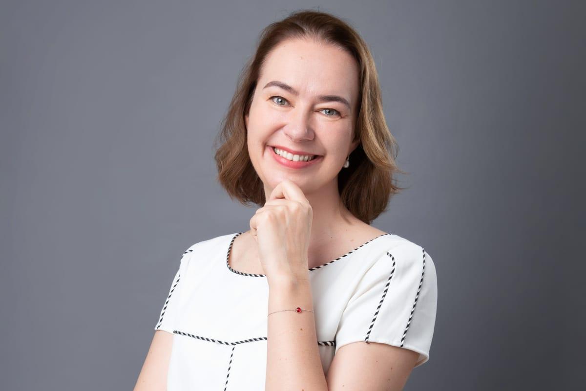 Finnish Business Council Shanghain toimitusjohtaja Maria Måtar.