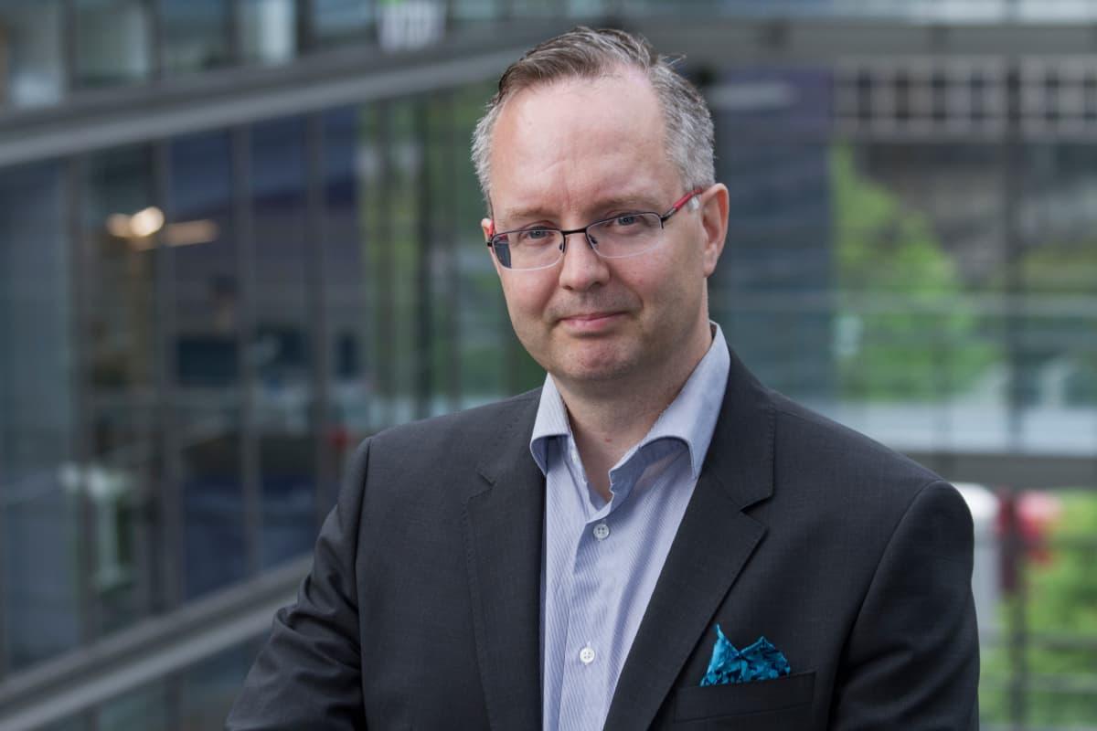 Business Finlandin Shanghain-toimiston johtaja Mika Klemettinen