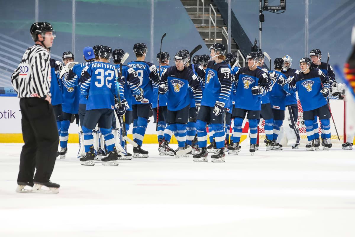 Nuoret Leijonat U20 Suomi