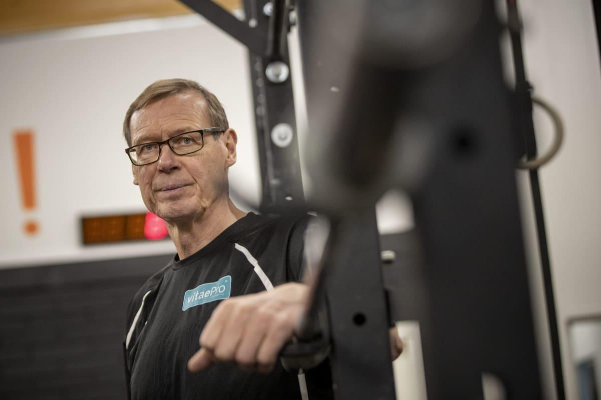 Pertti Karppinen STT Lehtikuva 27.12.2020