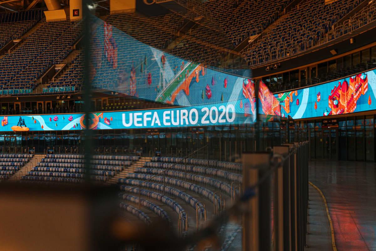 euro 2020 pietari