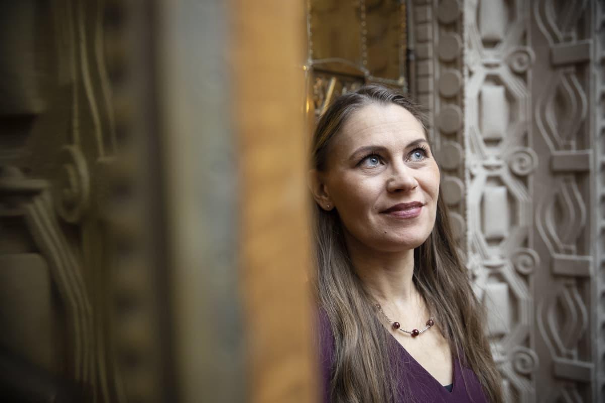 Pörssisäätiön toimitusjohtaja Sari Lounasmeri