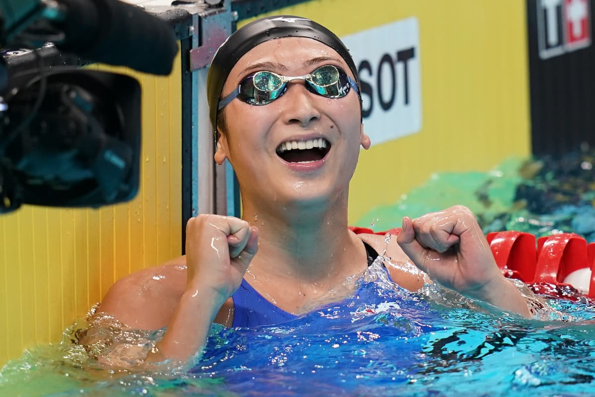 Rikako Ikee