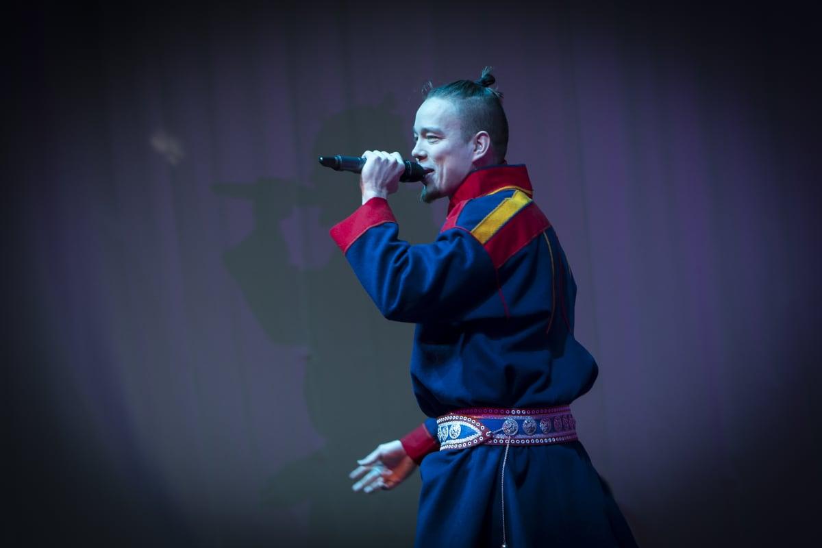 Ailu valle Anár Inari saamelaisten kansallispäivä sámi álbmotbeaivi