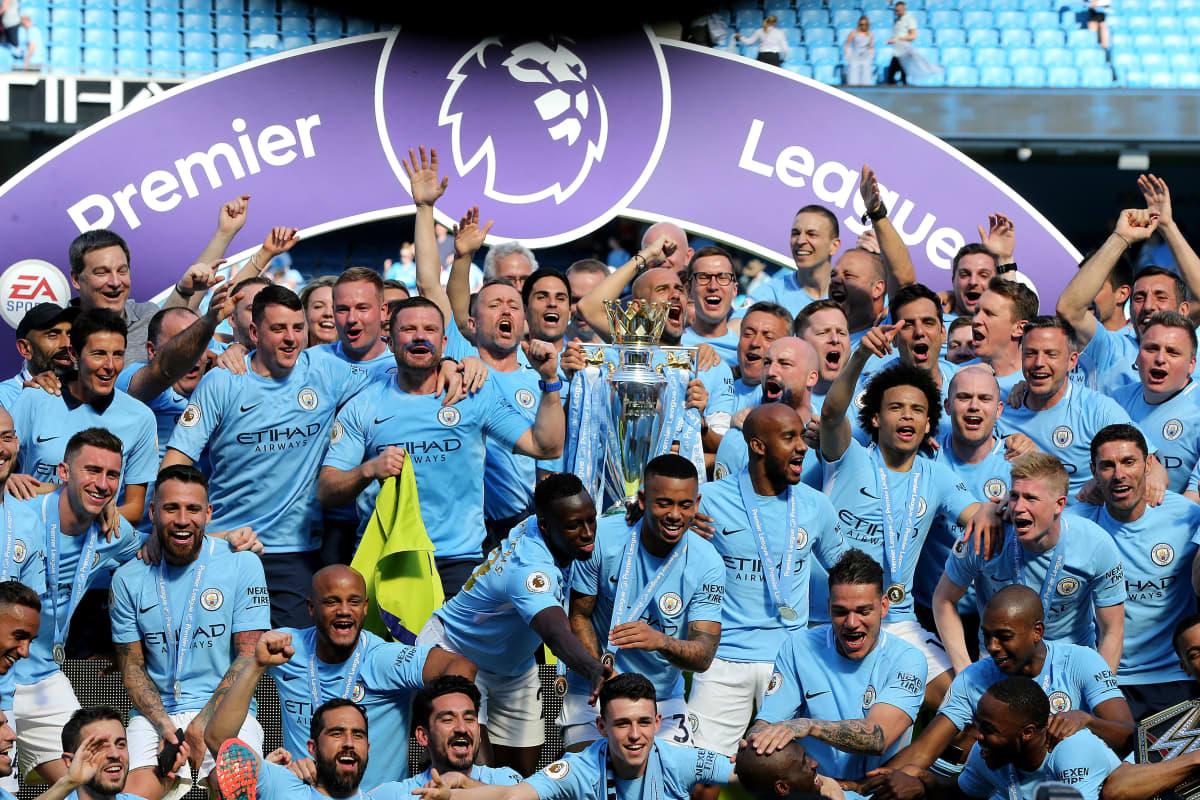Manchester Cityn edellinen mestaruus oli vuodelta 2019