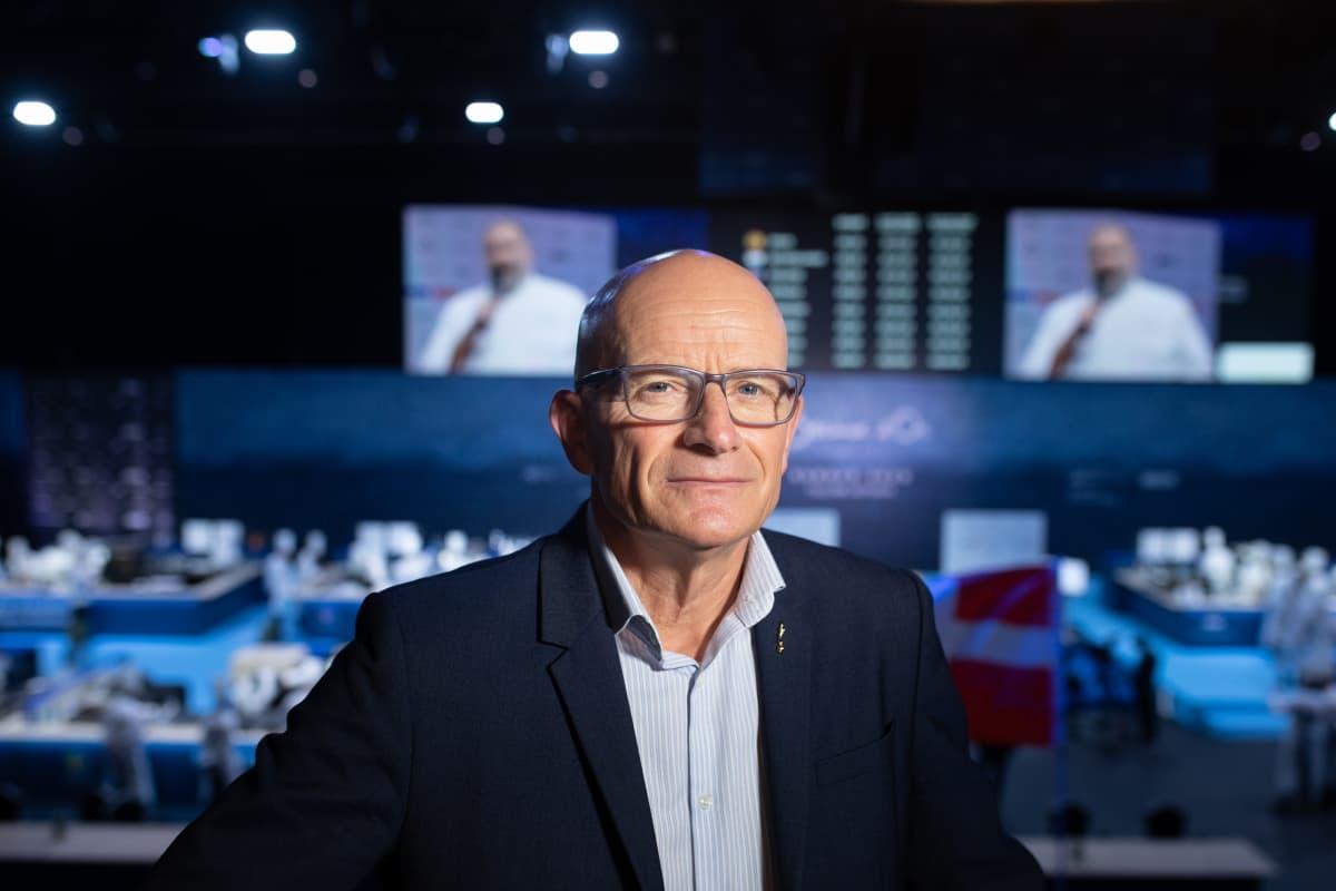 Ranskalainen Florent Suplisson on Bocuse d'Orin gastronomiajohtaja.