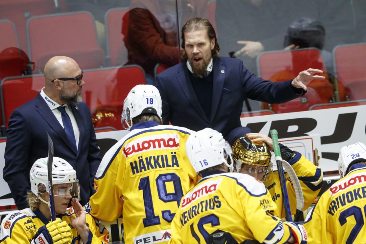 Olli Jokisen ohjeet menivät perille tiistaina HIFK:n vieraana.