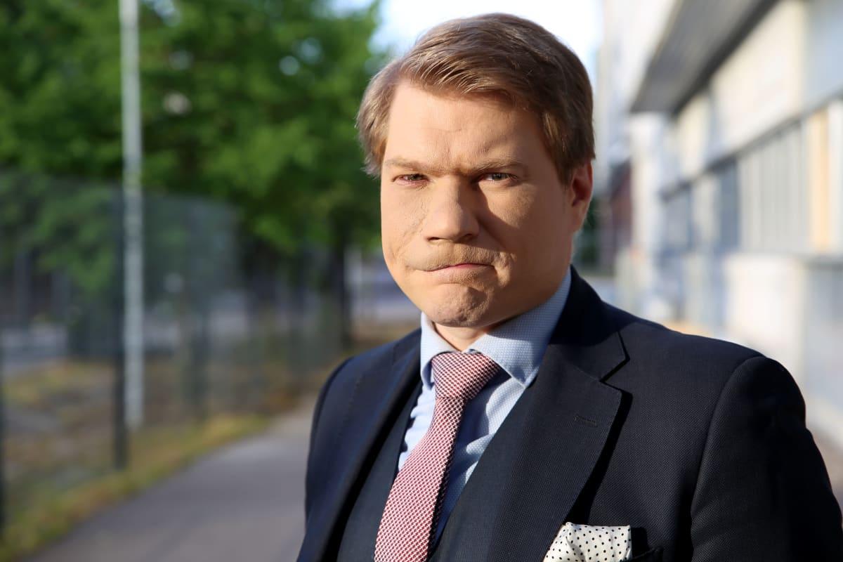 Eurooppa-tutkija Timo Miettinen