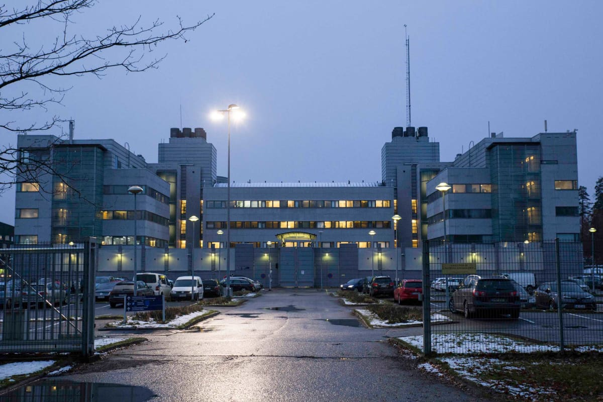 Keskusrikospoliisi Vantaa