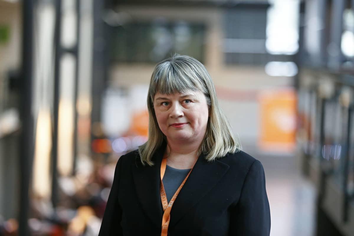 Kansainvälisen liiketoiminnan professori Niina Nummela Turun kauppakorkeakoulusta.