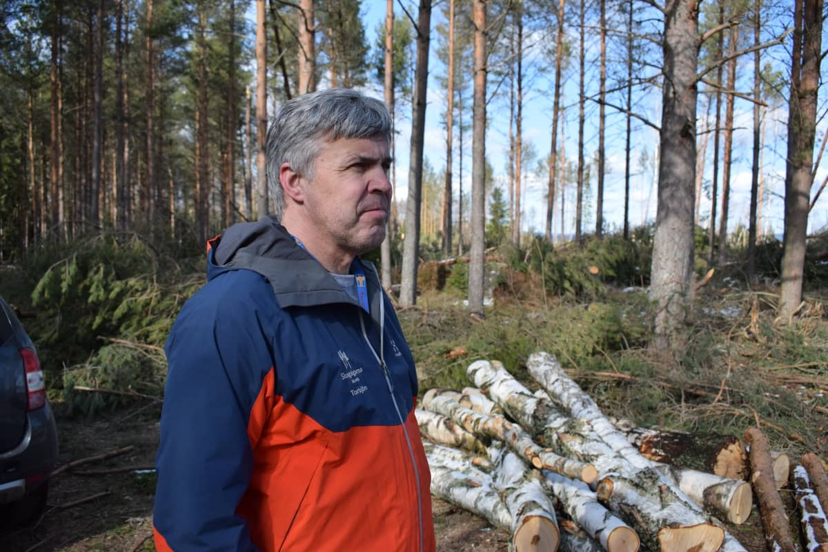 Torbjörn Björkman, toiminnanjohtaja, Ahvenanmaan mhy