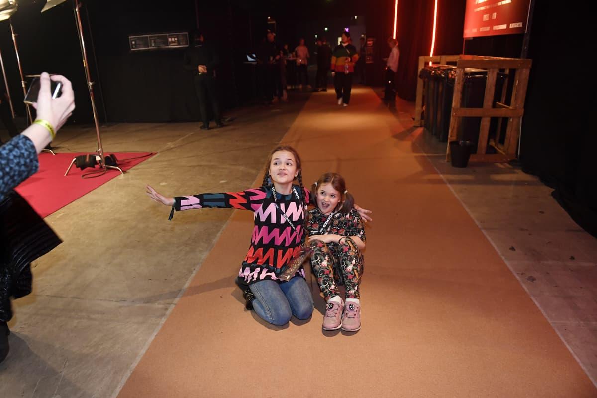 Elina ja Sofia