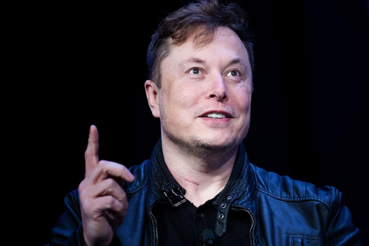 Elon Musk kuvattuna Washington, DC:ssa maaliskuussa 2020.