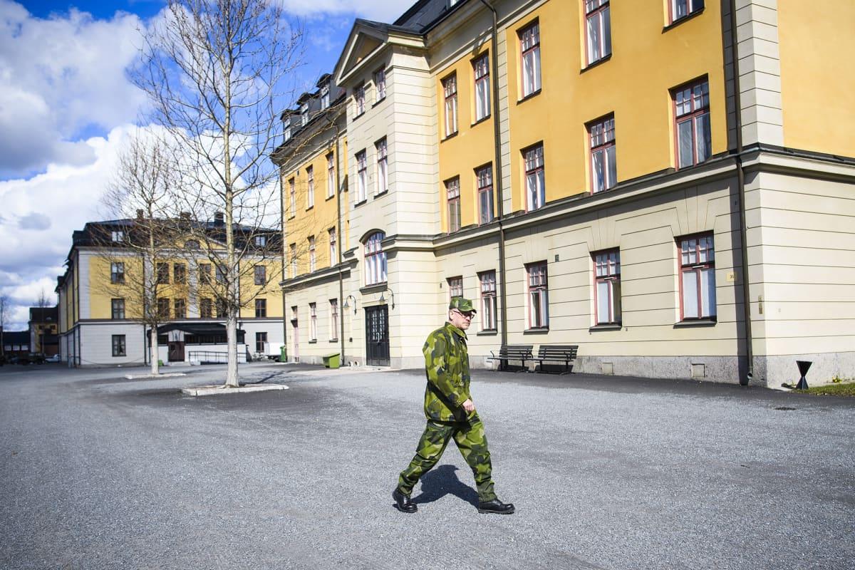 armeija norrbotten ruotsi