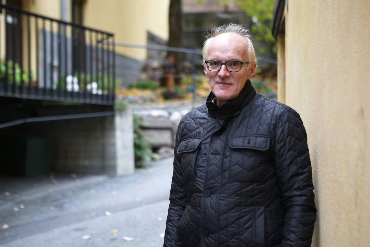 Turun yliopiston työoikeuden professori Seppo Koskinen.
