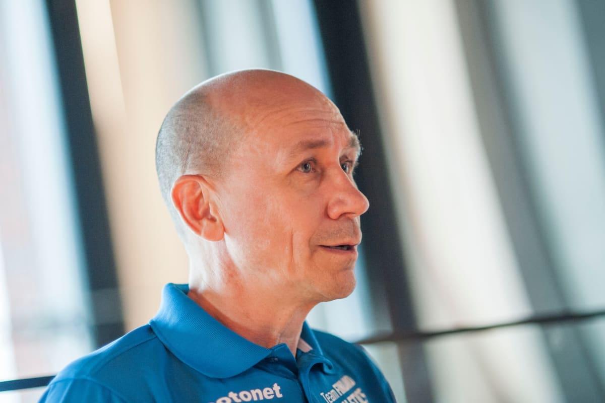 Valmennusjohtaja Jorma Kemppainen