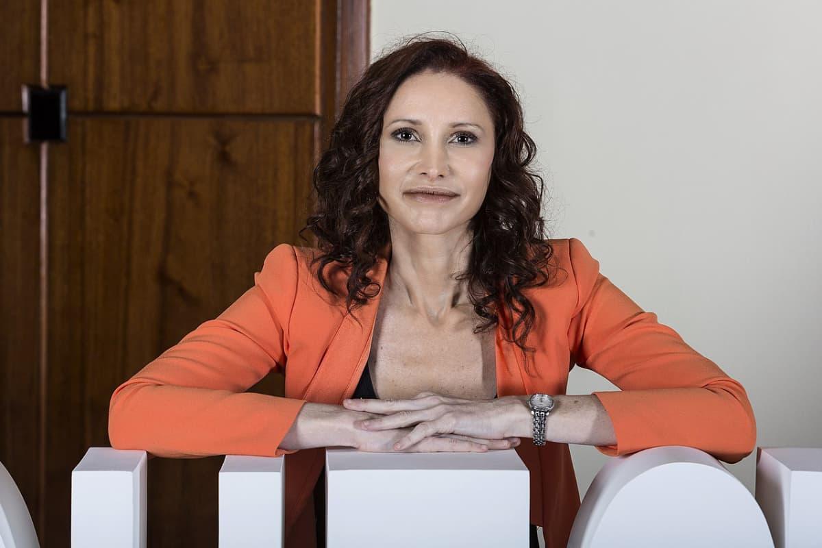 Natalia Pasternak, mikrobiologi, tiedeinstituutin johtaja, São Paulo, Brasilia