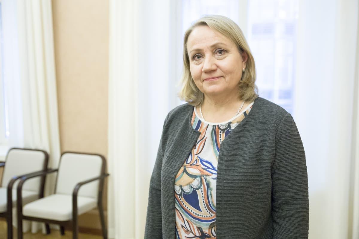 Katariina Baarman.