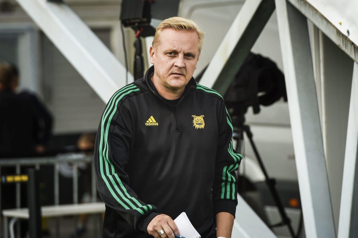 Jarkko Wiss.