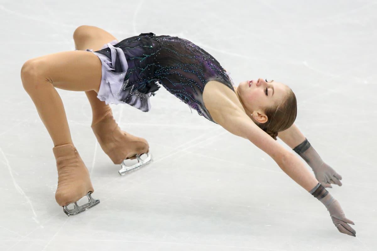 Aleksandra Trusova