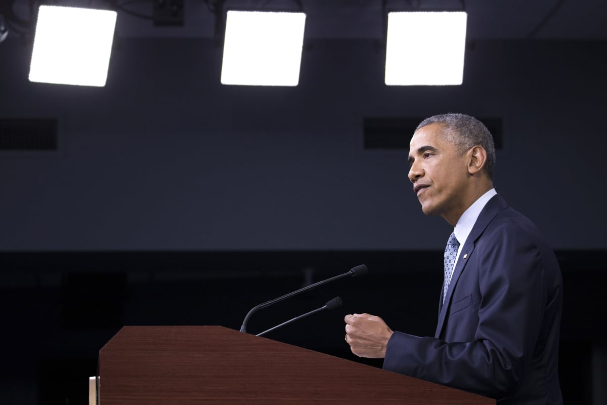 Obama on armahtanut enemmän kuin aiemmat presidentit | Yle Uutiset | yle.fi