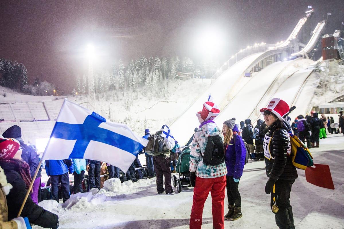 Nuorten MM-hiihdot siirretty Vuokatista Lahteen | Yle Urheilu | yle.fi