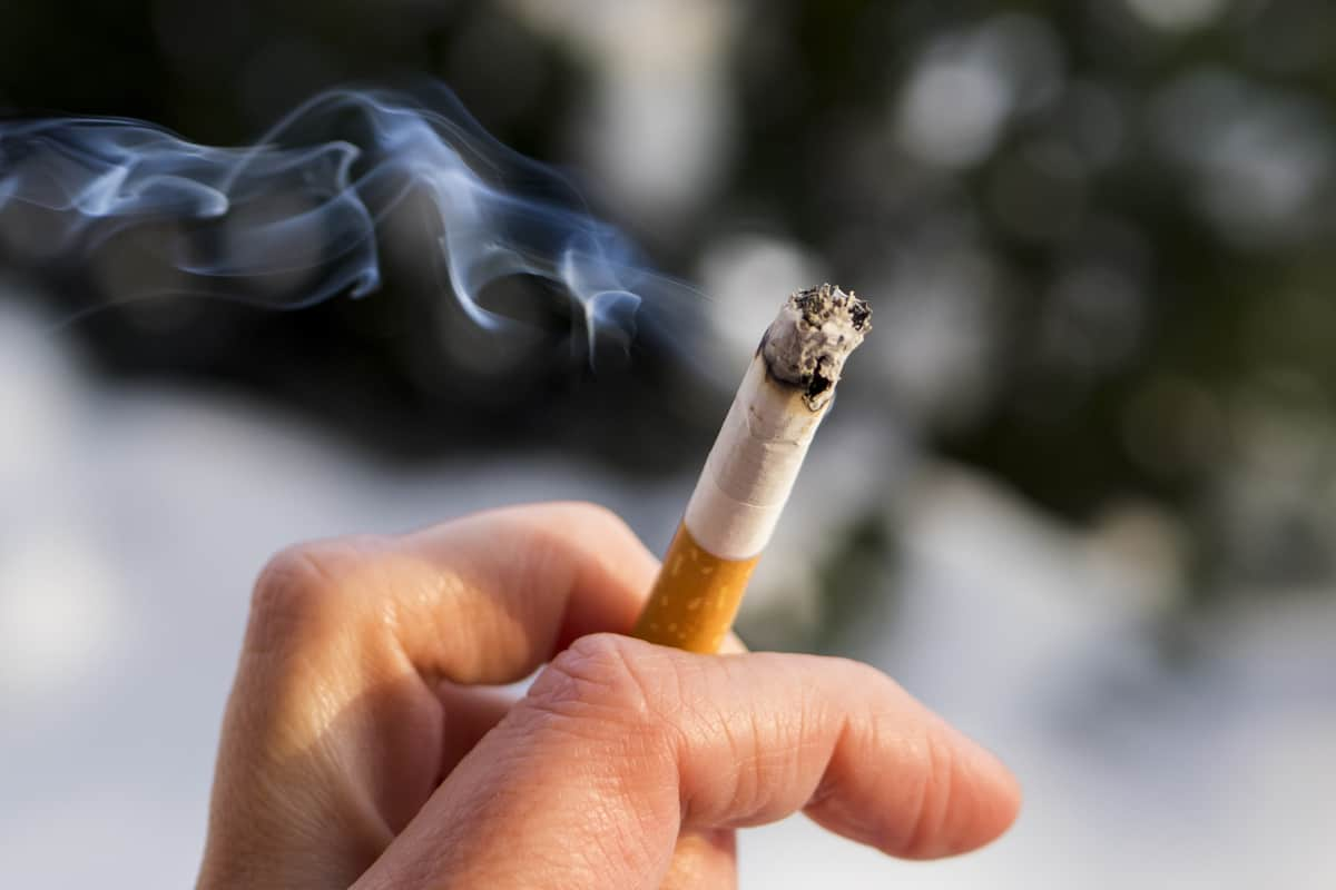 Keuhkot Kipeät Tupakoinnin Lopettamisen Jälkeen