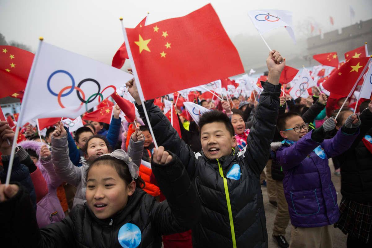Pekingin Olympialaiset 2022