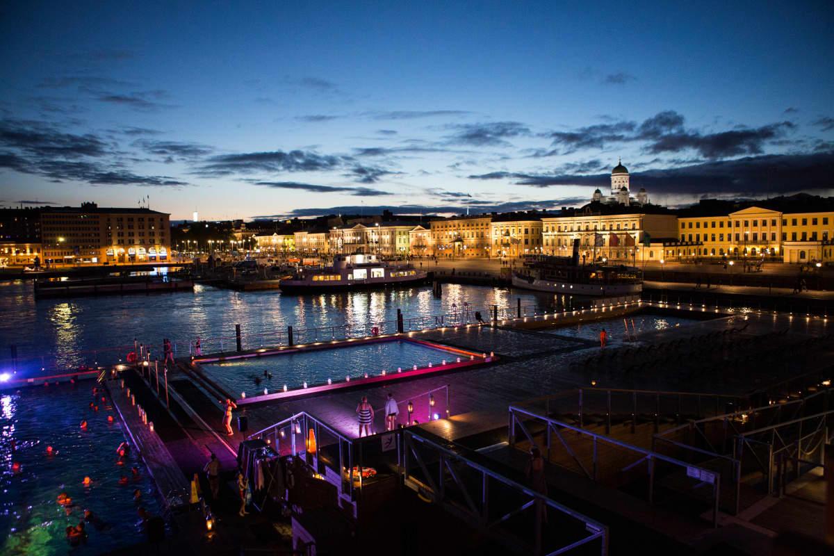 Helsinki Yöelämä