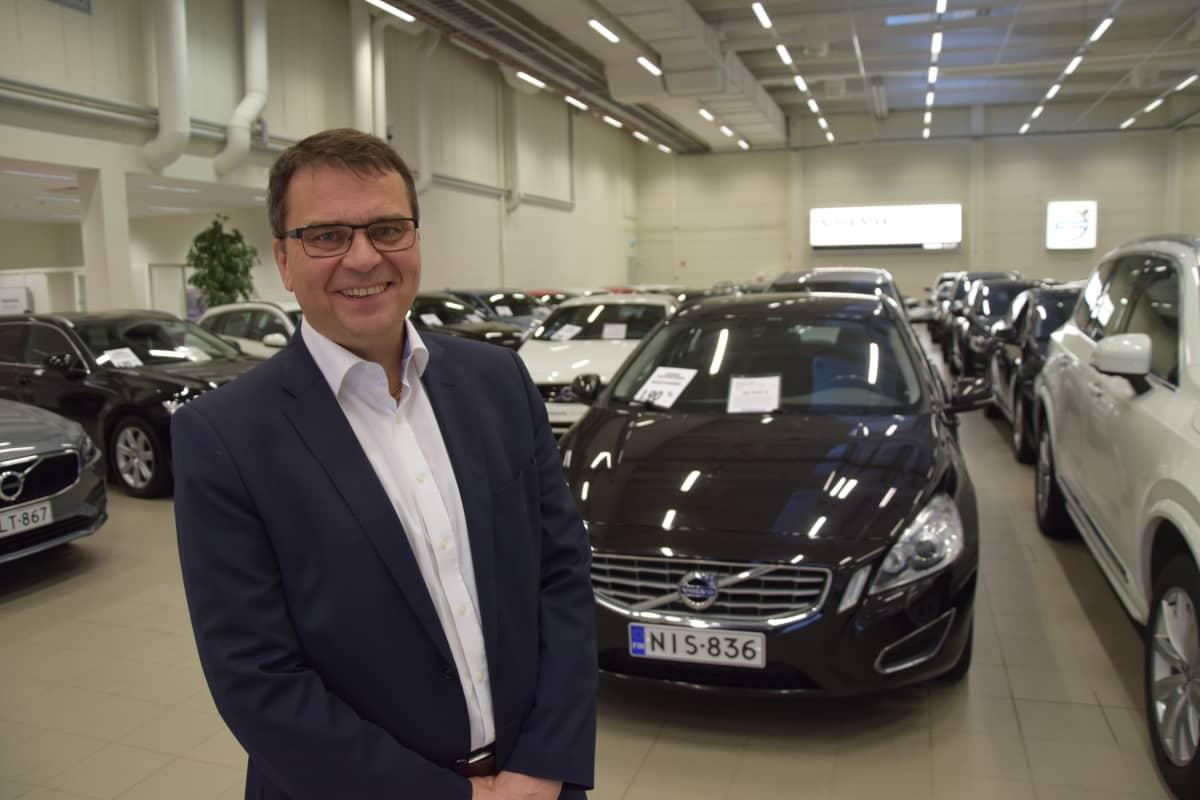 Ruotsin Autot Netissä