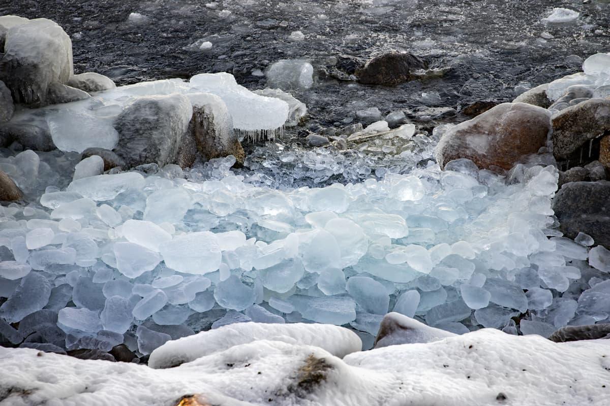 Näsijärvi Lämpötila