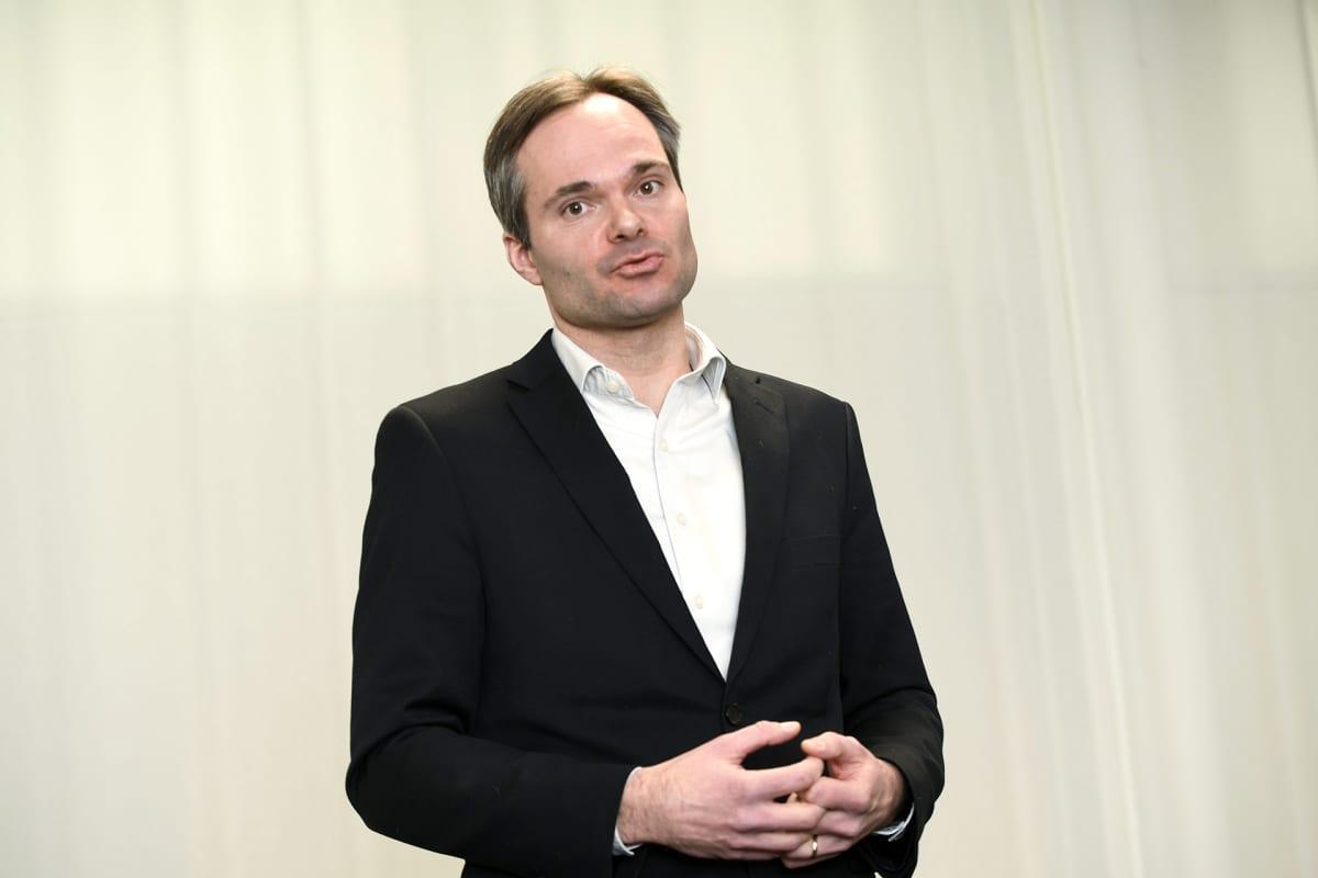 Sisäministeri Mykkänen