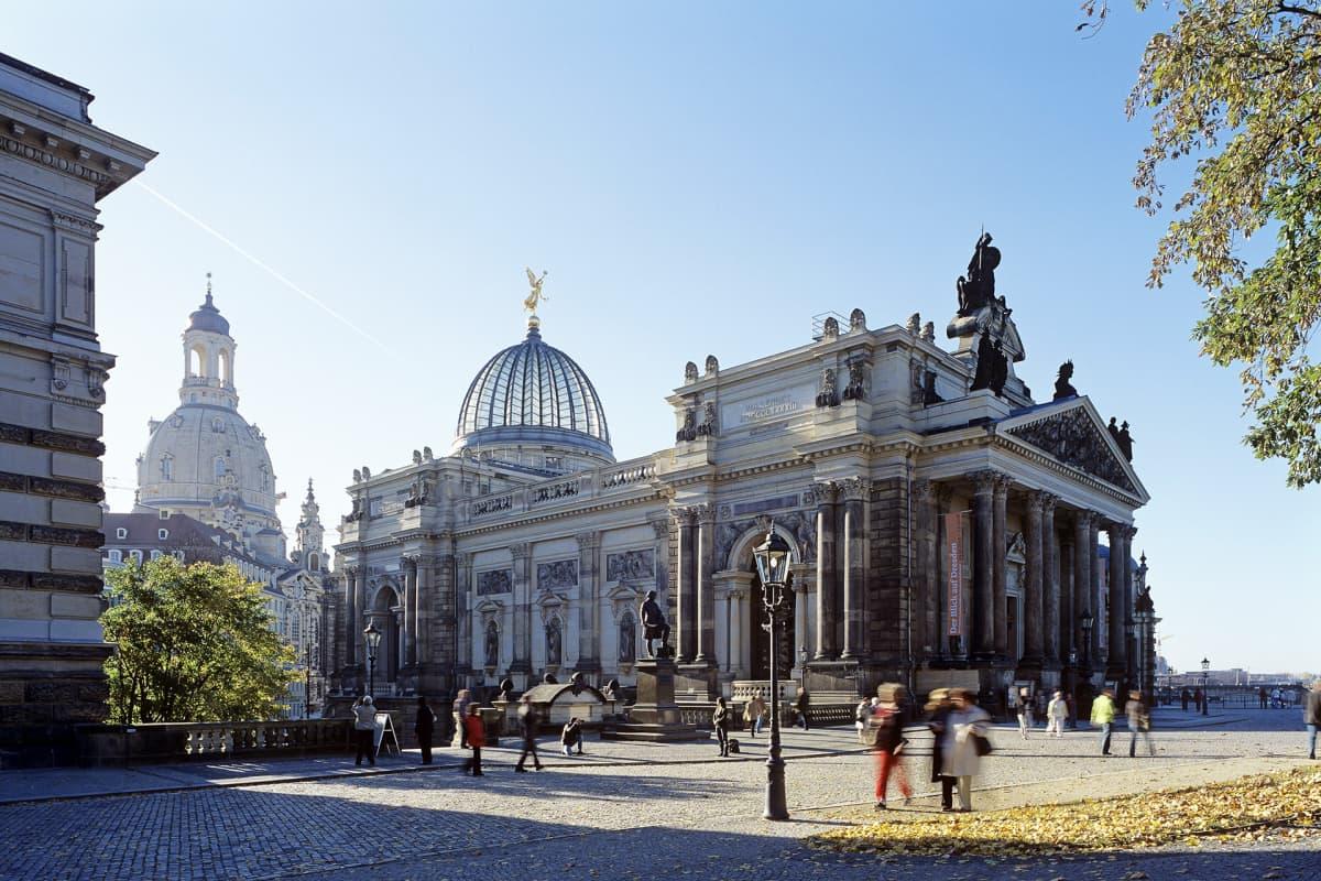 Dresdenin Pommitukset