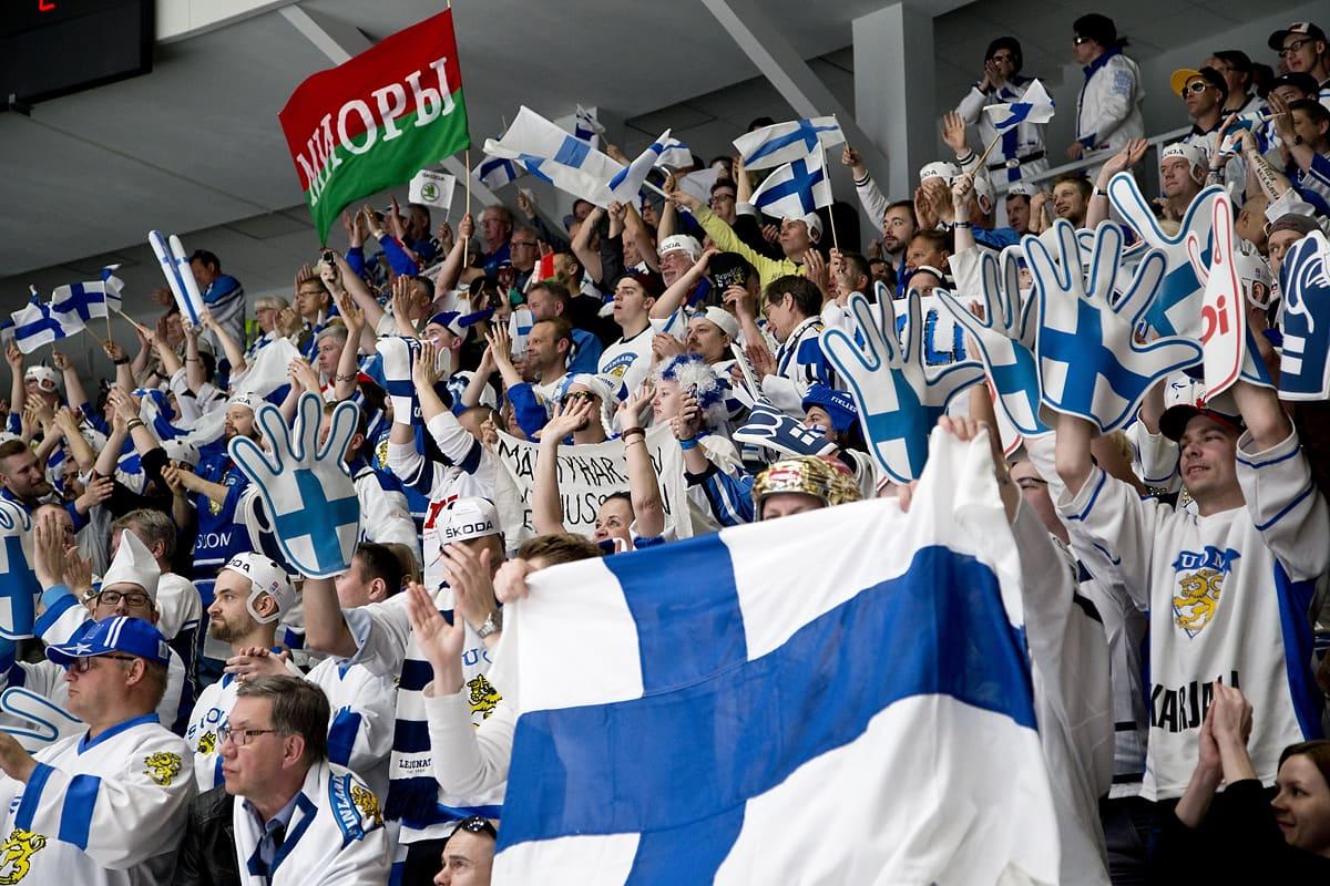 Suomi Ranska Jääkiekko Tulokset