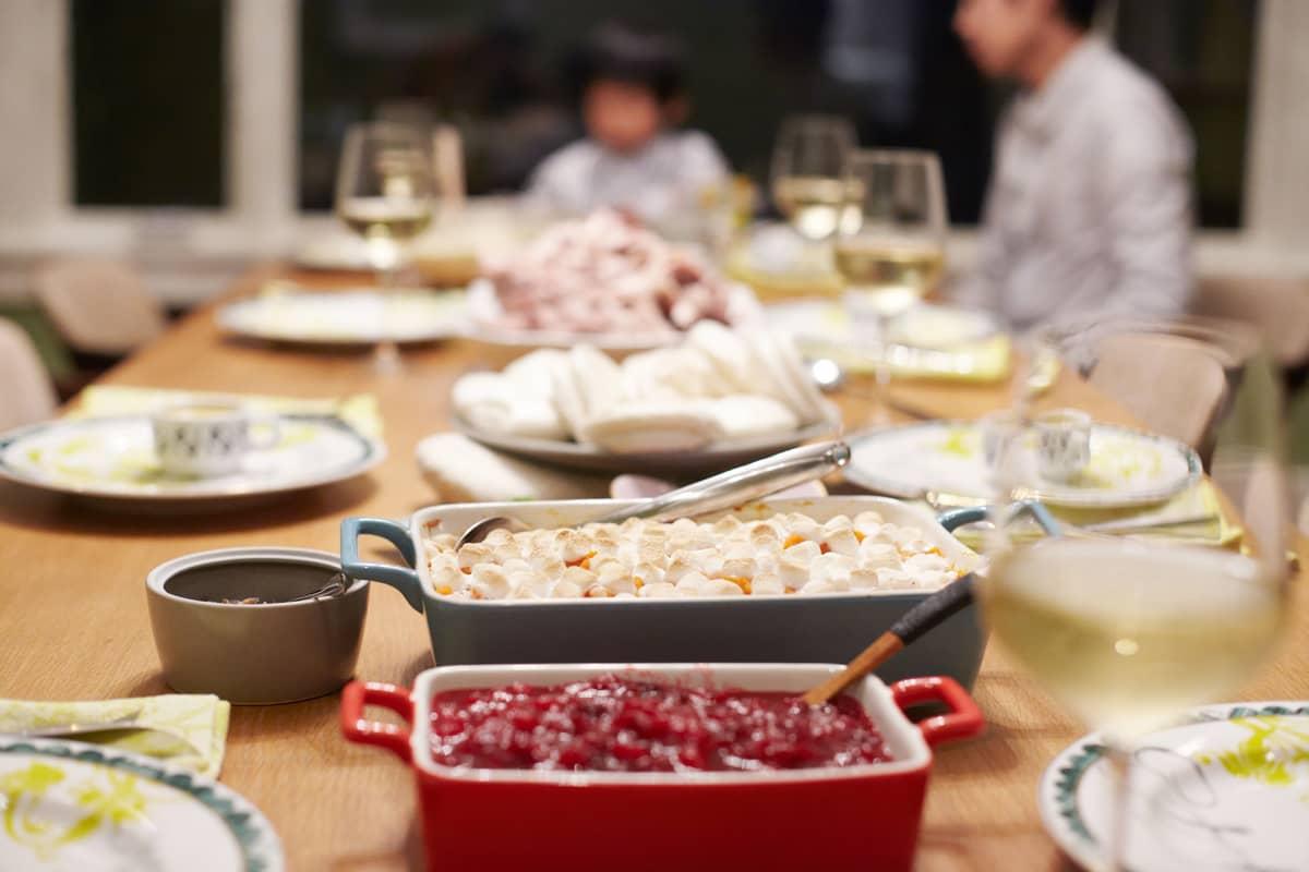 Kiitospäivän Ateria