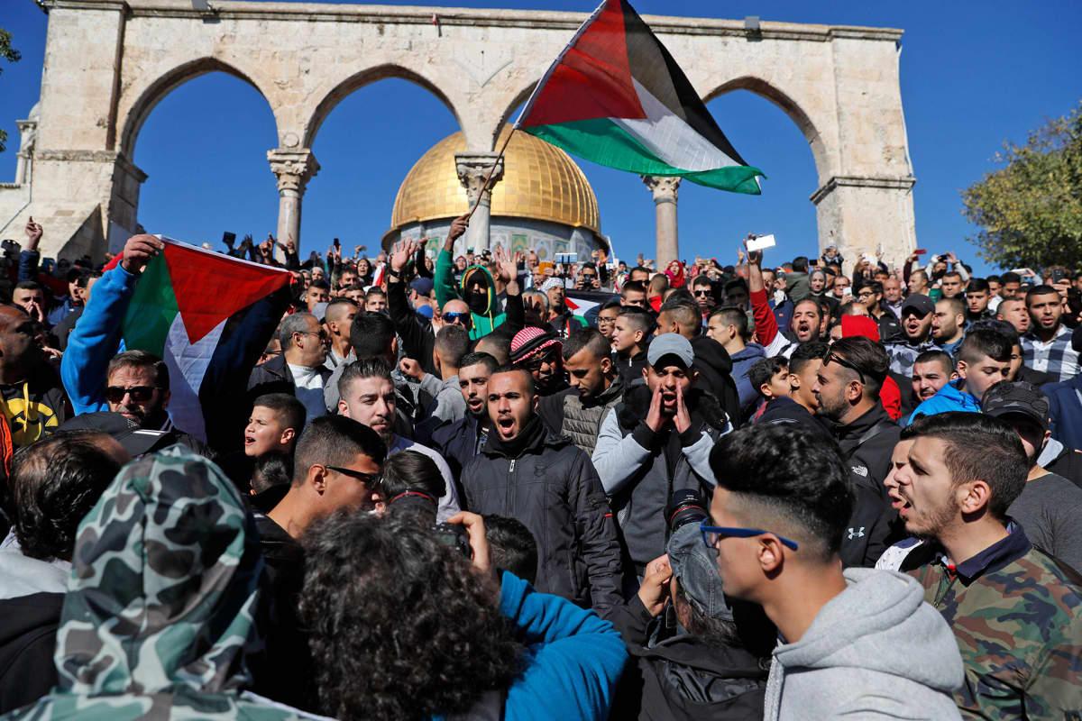 Palestiinalaiset