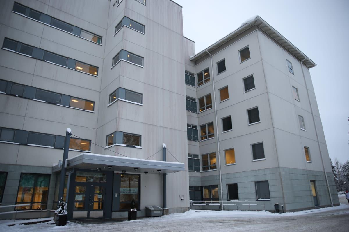 Kuusankoski Sairaala