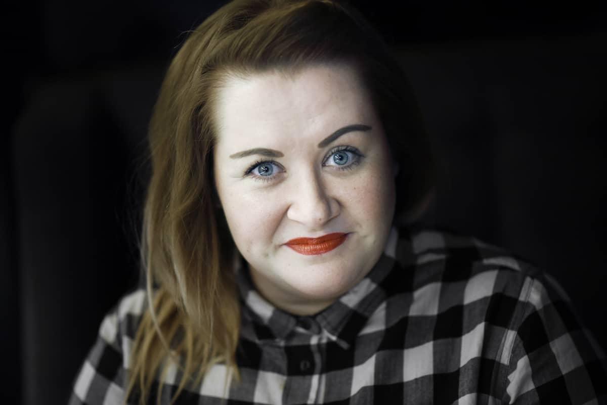 Carla Ahonius