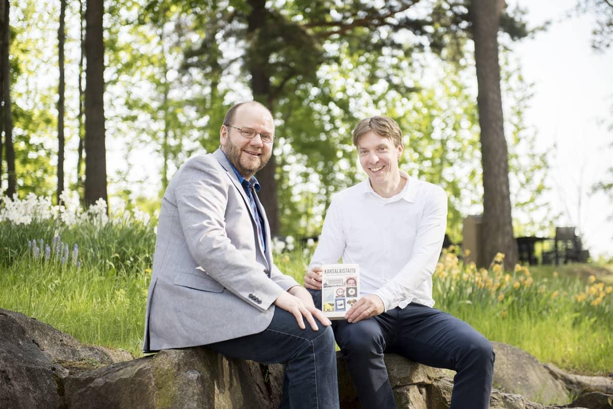 Vesa Heikkinen ja Tapio Pajunen