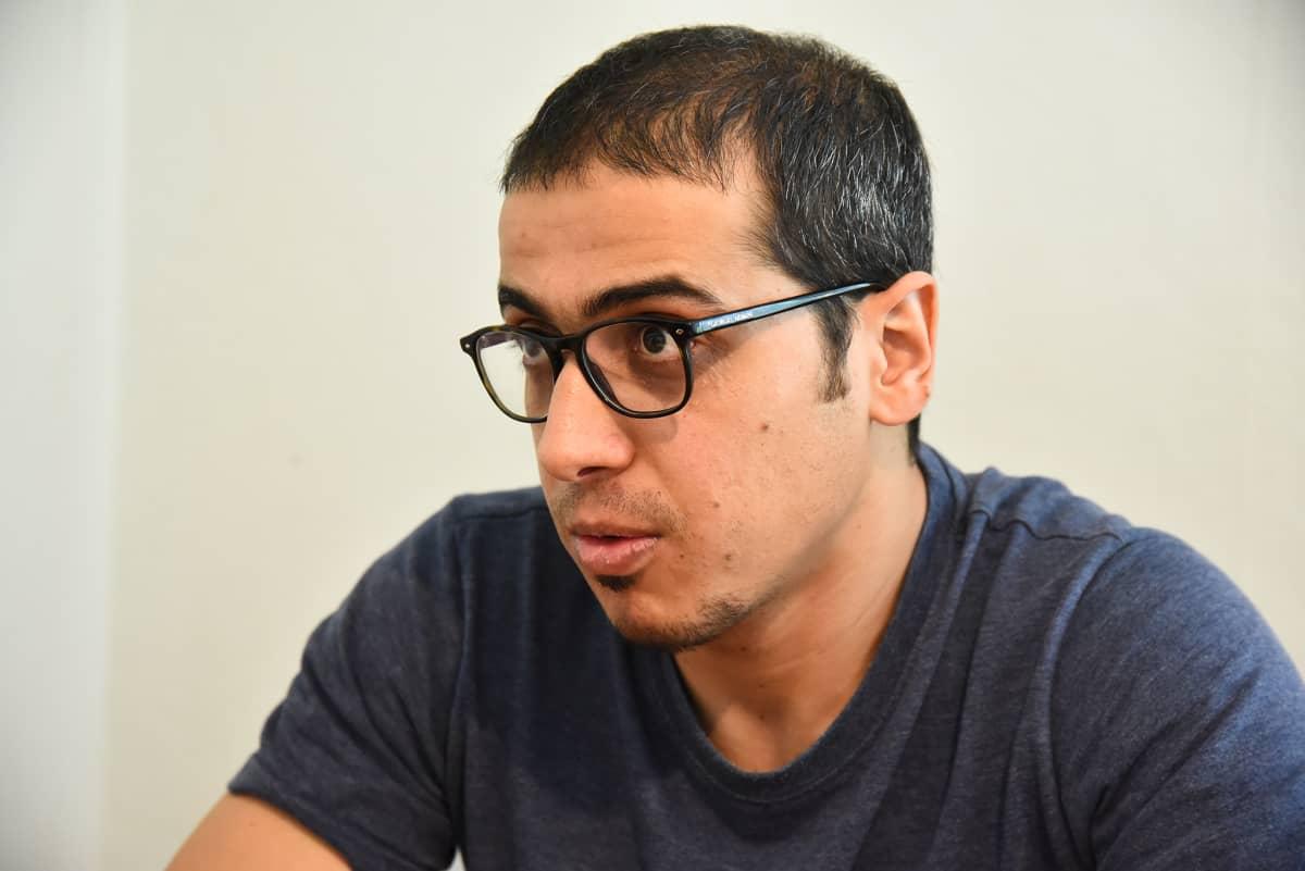 Omar A. Jawad