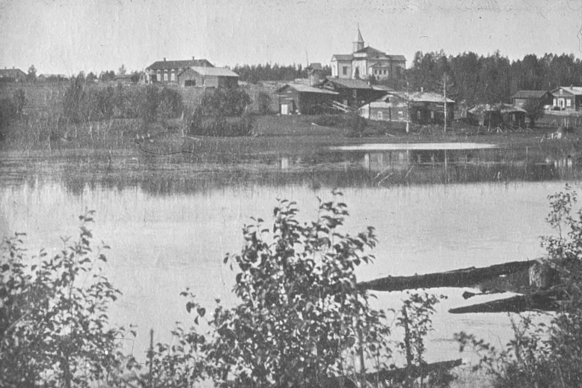Arkistokuva.