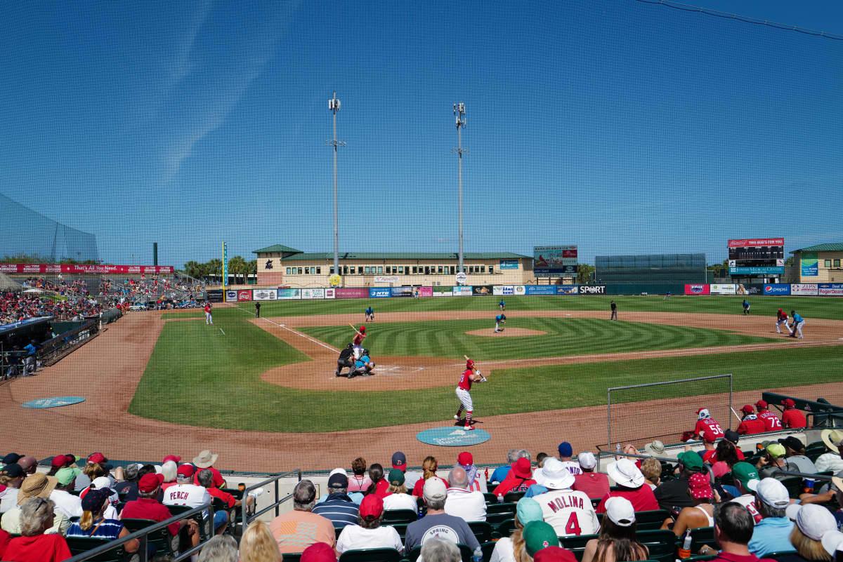 baseball yleiskuva