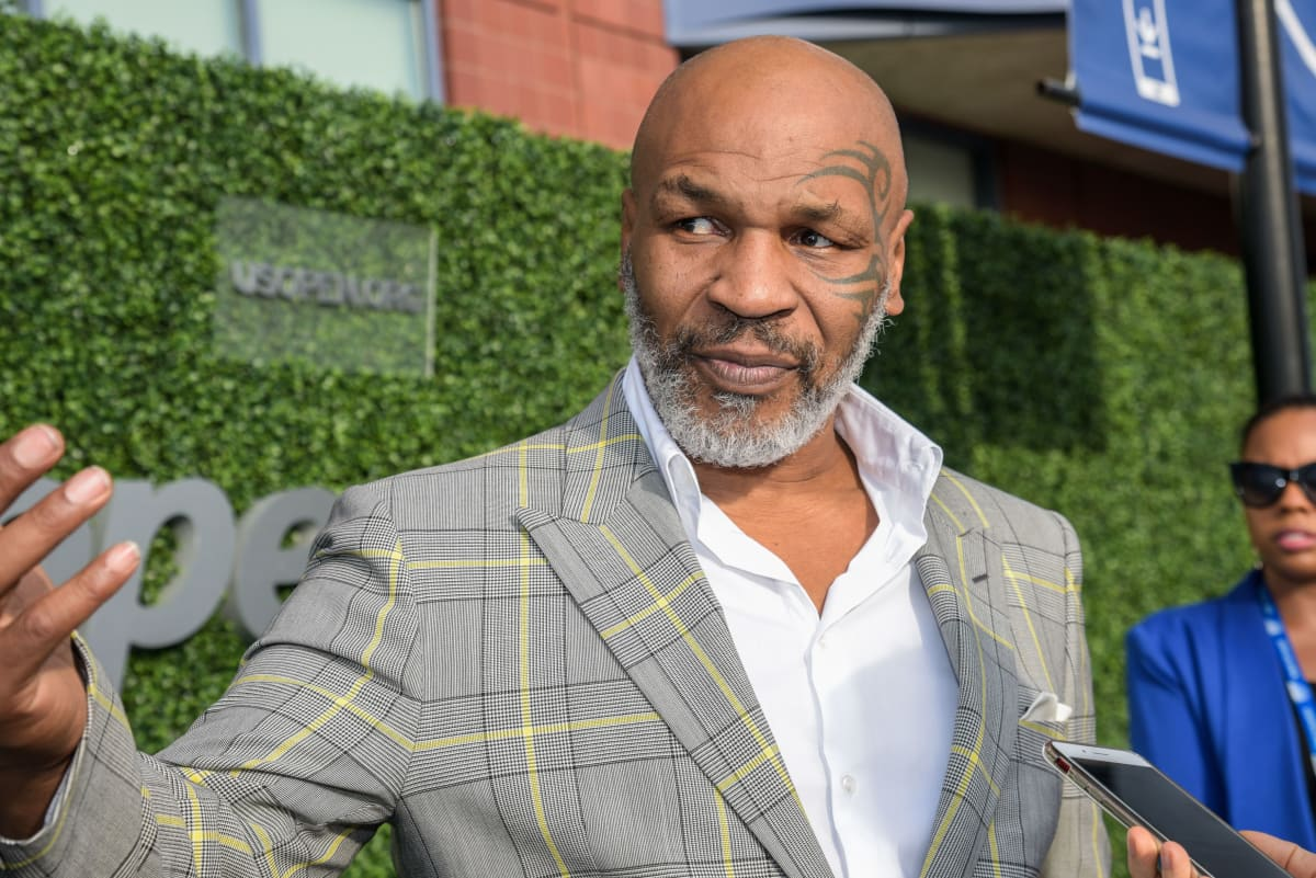 Mike Tyson 2019