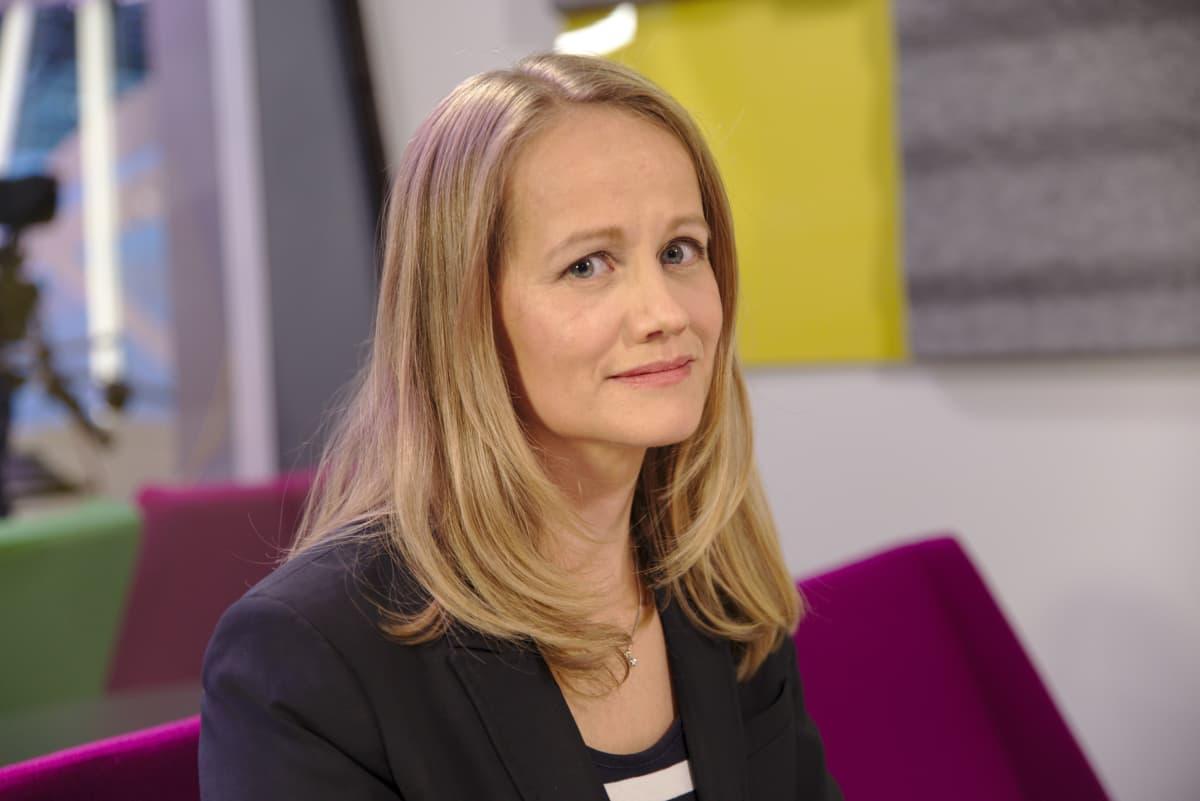YTK:n toimitusjohtaja Sanna Alamäki