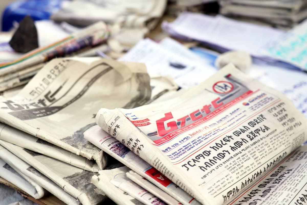 Useita opposition sanomalehtiä on suljettu.