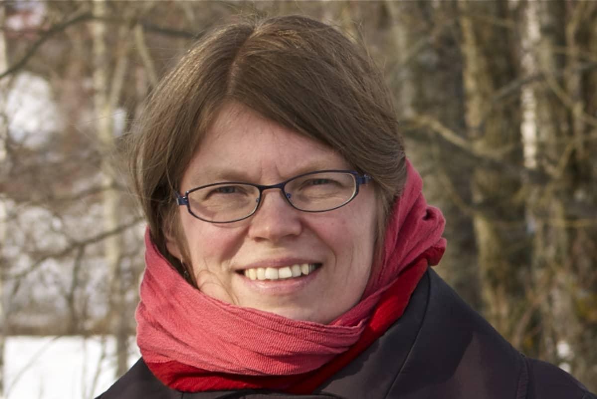 Tampereen yliopiston tutkija Pia Vuolanto
