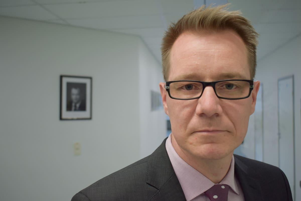 Jussi Heinonen.